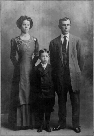 Family of William Lewis & Mattie Dixon Wilkinson