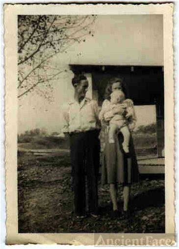 My Aunt Iona (Abbott), Clarence and Harry Goodbar