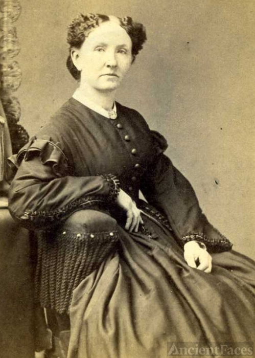 Mrs. Peter Eager