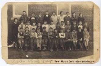 Pearl Frances Moore School Photo