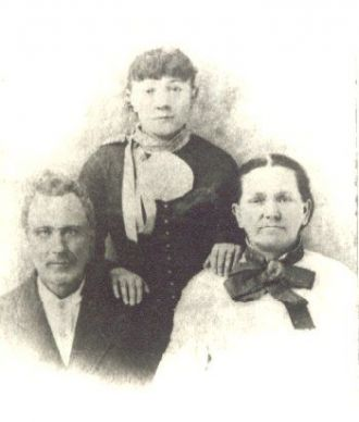 Richard Woodroof Family
