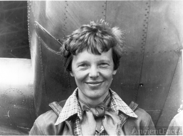 Amelia Earhart - 115th Birthday