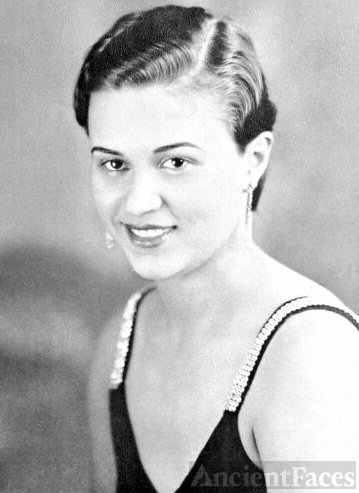 Carrie Lenora Bennett, West Virginia, 1933