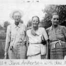 Edward Pascal Anderson family