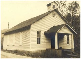 2nd Creek Baptist Church, Hazard, Ky
