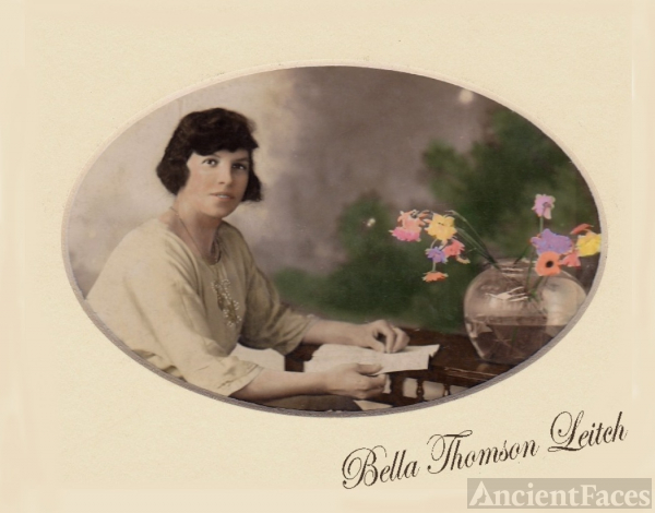 Isabella Thomson Leitch, United Kingdom 1924