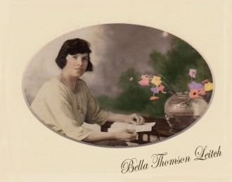 A photo of Isabella Thomson Leitch