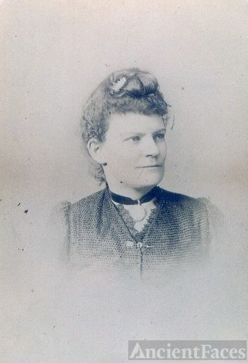 Harriet Marshall-wife of Archibald Marshall