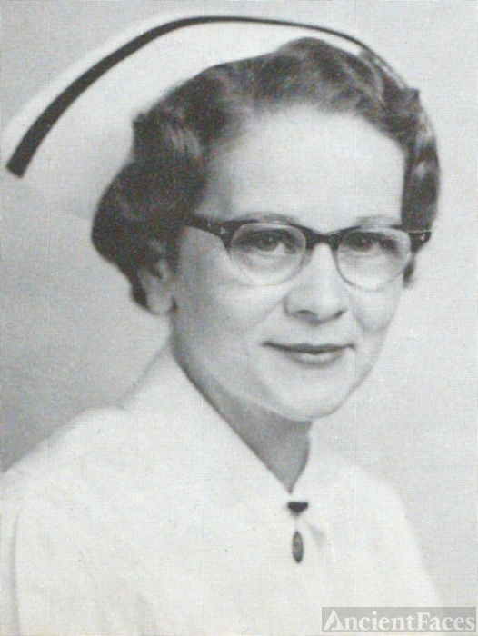 Mrs. Dorothy Finnell, Kentucky, 1955