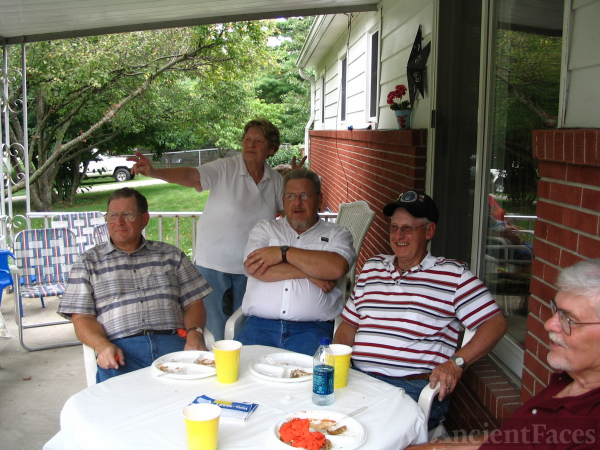 Margason Family reunion, 2008