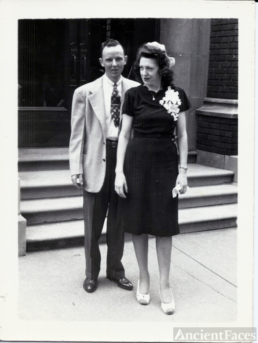 Clarence and Arlene (Rogers) Meier