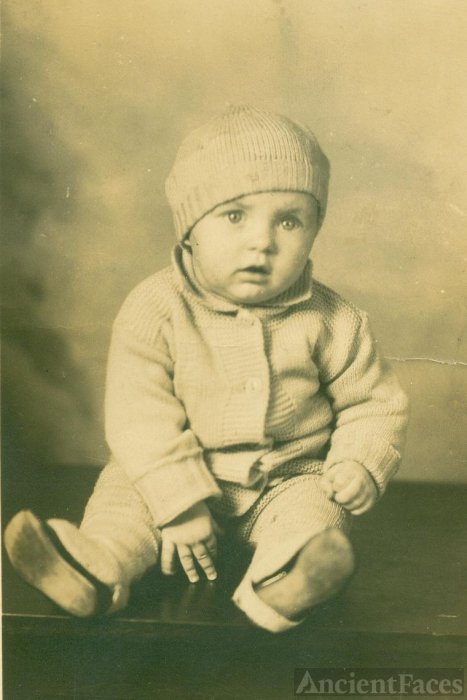 William Franklin Whetzell, 8 months