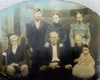 Russell family of Ozark county,MO