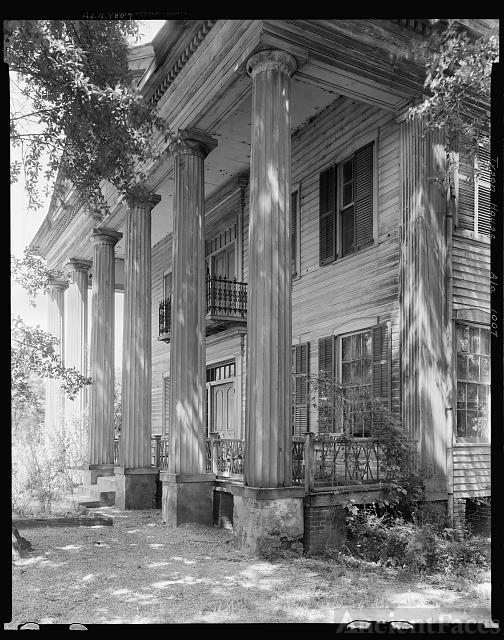 Tyson House, Lowndesboro, Lowndes County, Alabama