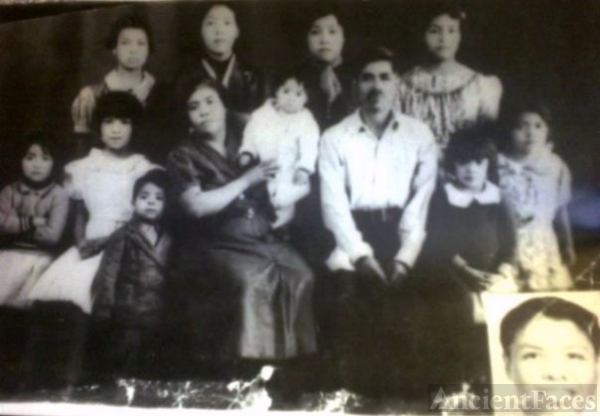Ramon & Juanita Terronez Family, Colorado