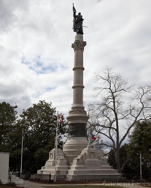 Confederate Memorial Monument, Montgomery, Alabama