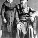 Mina and Barnett Feinstein, 1887