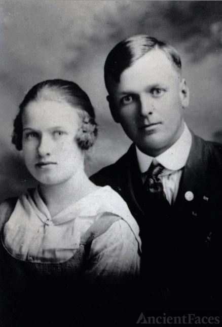 Mabel Lucille Lewis and Peck Wyatt