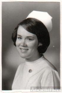 Woman in Nurse Uniform