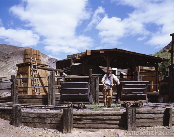 Calico Ghost Town, Yermo, California