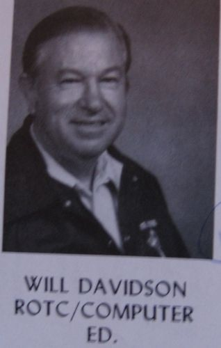 "A photo of Wilbur ""Will"" Davidson"