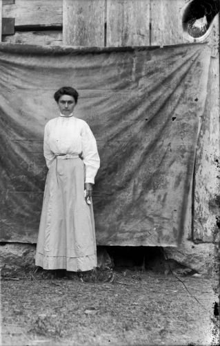 unknown woman, Tennessee