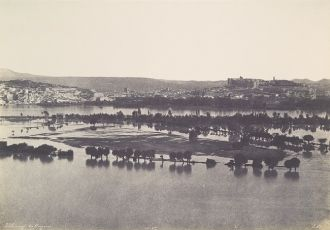 Avignon Floods in 1856
