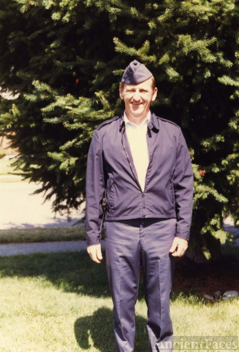 John Chain, Airforce
