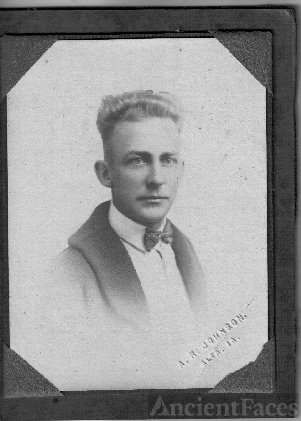 Unidentified Iowa Man