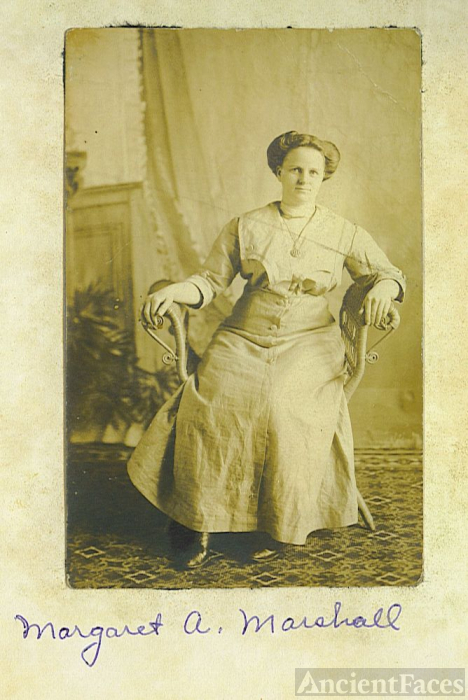 Margaret Alice (Lumb) Smith Marshall
