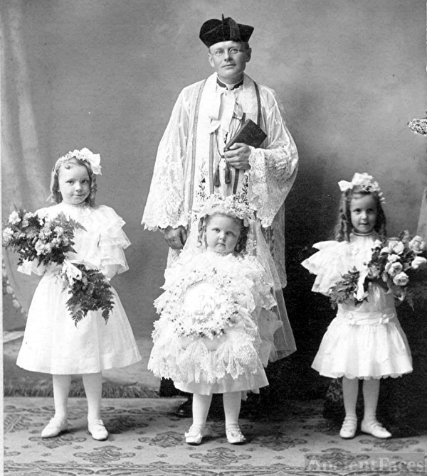 Emmerich First Communion, Minnesota?