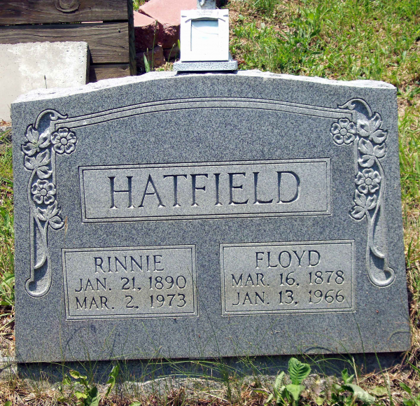 Floyd & Rinnie Toler Hatfield