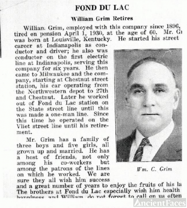 William Grim