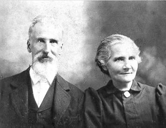Great Grandparents Blackwell