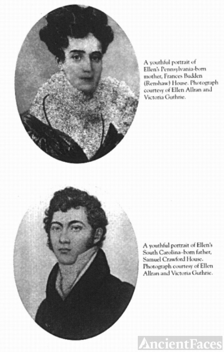 Parents of Ellen Renshaw House