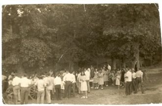Kinsey Family Reunion 1946