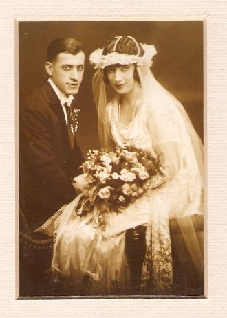 Louis and Louise (Comparato) Cefariello, New York
