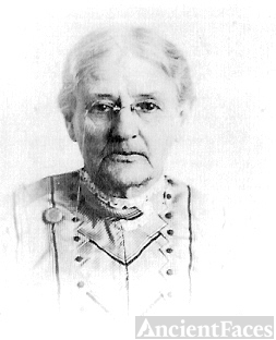 (2) Ann (Seely) Norval Abernathy (1808-1884) of Ralls County and Putnam County, Missouri