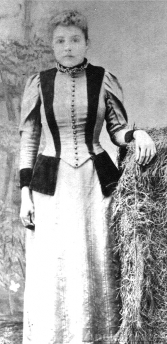 Mary Burkhart Whitaker