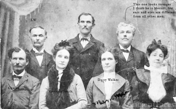 Parrott Family in Georgia
