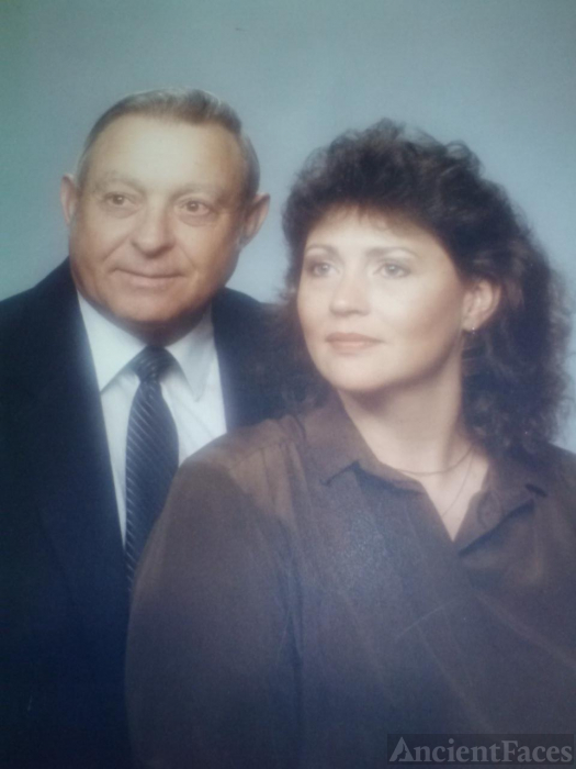 Ronald Victor Mossing & wife