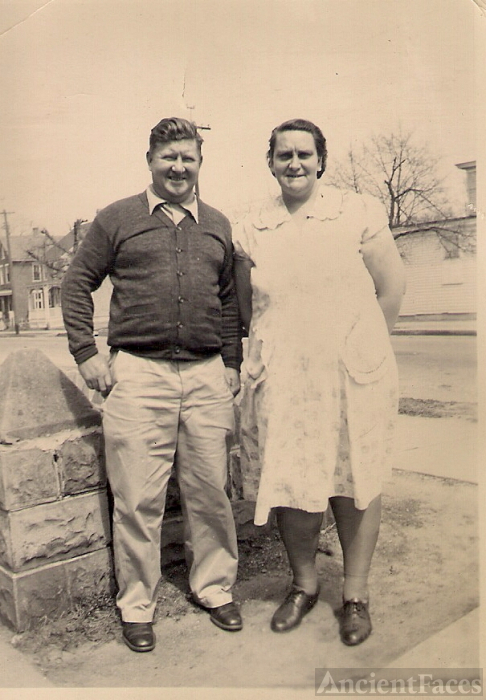 William & Alberta Beebe, Sr.