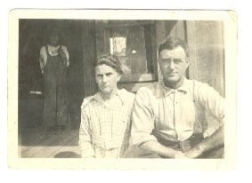 Oscar Callaway Gann and Mary Alice McCright