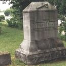 Tombstone: Bodishbaugh, Anthony and Mary