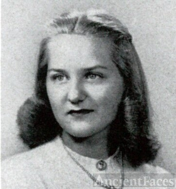 Betty Joan Blatt, Missouri, 1946