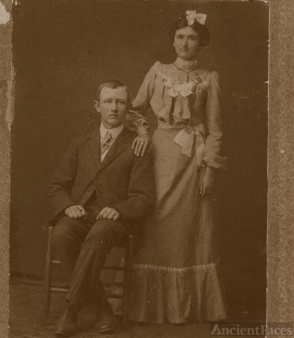 William James Dossett & Mary T. Woodham
