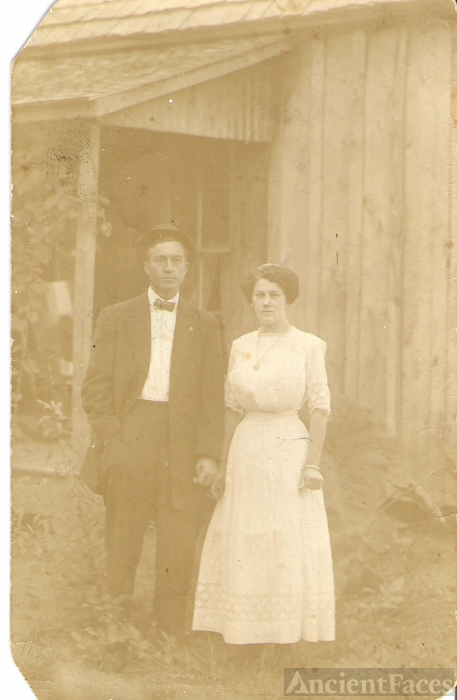 Harry L Thurmond and Annie Mae Childress