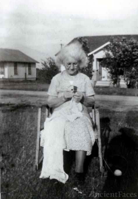 Adecia Elizabeth (Anderson) Bartley, Texas 1930
