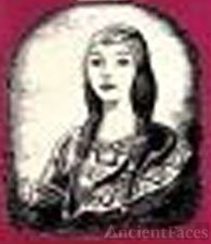 Judith, Queen of Wessex, Countess of Flanders