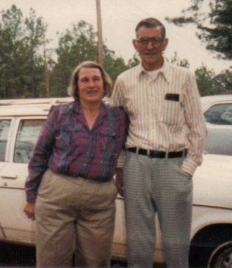 Robert & Nettie Wood